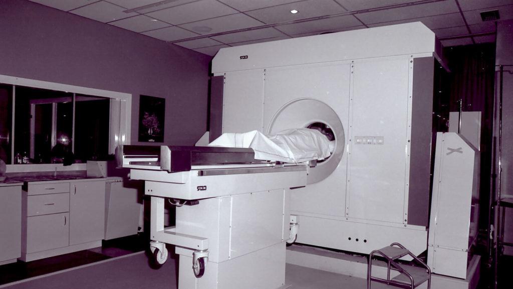 Création et installation du 1er scanner à rayons X du corps entier au CHU Grenoble Alpes